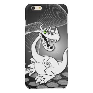 Dragon Cartoon iphone 6 plus case Glossy iPhone 6 Plus Case