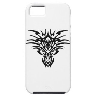 Dragon Face Tattoo iPhone 5 Cover