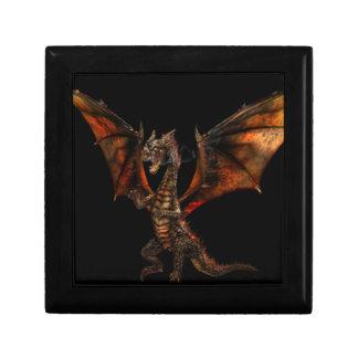 Dragon fire gift box