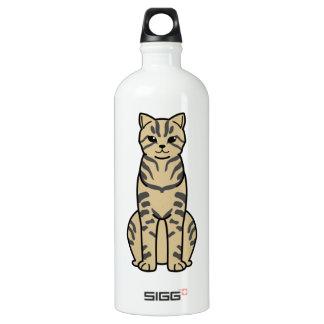 Dragon Li Cat Cartoon SIGG Traveller 1.0L Water Bottle