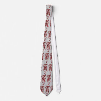 Dragon Luck Mall Tie