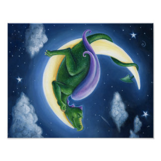 Dragon Moon Poster