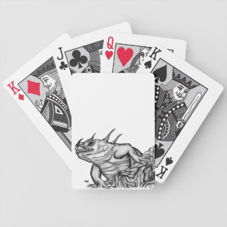 Dragon on the Rock Poker Deck