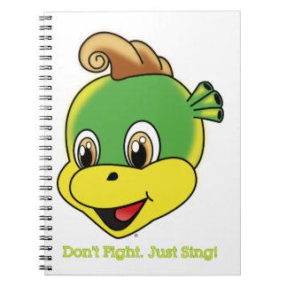 Dragon Rockstar™ Notebook