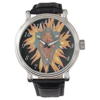 Dragon's Fire Wrist Watches