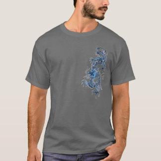 Dragon tattoo cool art fantasy awesome japan tempo T-Shirt