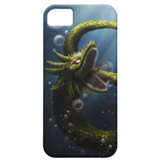 Dragon under the water- cover iphone5 barely there iPhone 5 case