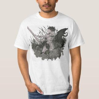 Dragon Warrior shirt