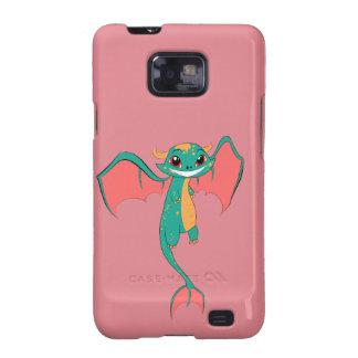 Dragon Wings, Cute Cartoon Samsung Galaxy S2 Covers