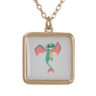 Dragon Wings, Cute Cartoon Custom Necklace