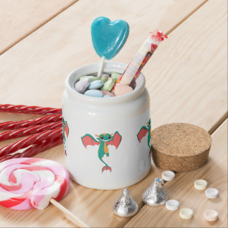 Dragon Wings, Cute Cartoon Candy Dishes