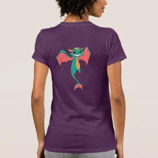 Dragon Wings, Cute Cartoon Tshirts