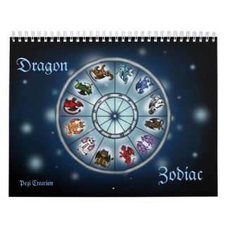 Dragon Zodiacsigns Calendar