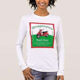 DragonFire Root Beer Women's long sleeved shirt