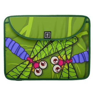 Dragonflies MacBook Pro Sleeves