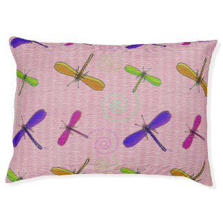 Dragonflies Pet Bed