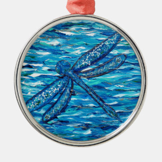 Dragonfly 2 christmas ornament