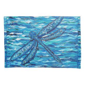 Dragonfly 2 pillowcase