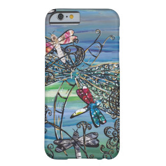 Dragonfly Jewels 2 iPhone 6 case