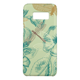 Dragonfly Samsung Galaxy S8, Barely Phone Case
