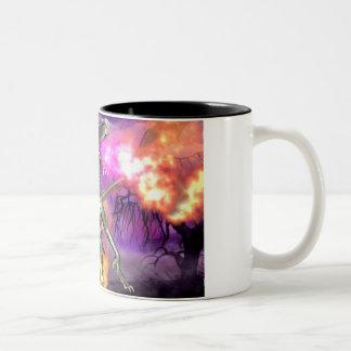 Dragon's Breath Two-Tone Mug