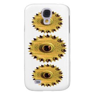 DRAGON's Eye - Golden Chinese Art Samsung Galaxy S4 Cases