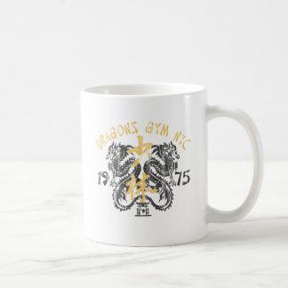Dragon's Gym 1975 Basic White Mug
