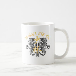 Dragon's Gym 1975 Coffee Mug