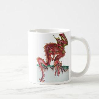Dragons Basic White Mug