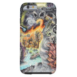 DRAKE: Love & Passion - Fantasy Artwork Tough iPhone 6 Case