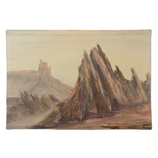 Dramatic Desert Placemat
