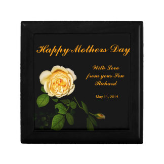 Dramatic Rose Jewelry Box for Valentine s Day +++