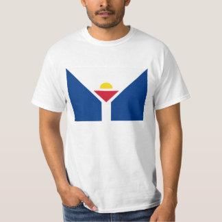 Drapeau de Saint Martin - Flag of Saint Martin T-Shirt