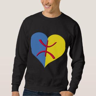drapeau kabyle sweatshirt