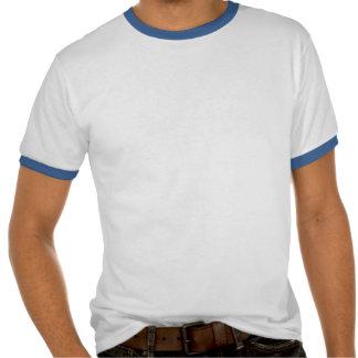 Drapeau Mongolie avec le nom en français Tee Shirt