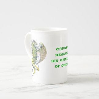 Dread Cthulhu Mug Bone China Style 2