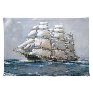 Dreadnought Sailing Clipper Placemat