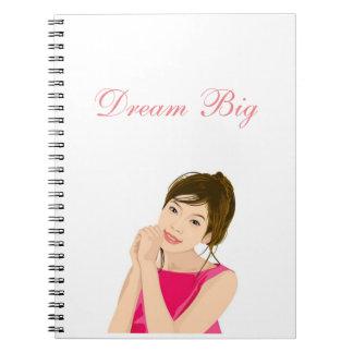 Dream Big Photo Notebook