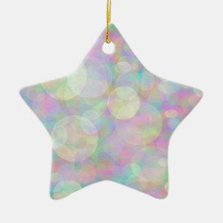 Dream Ceramic Star Decoration