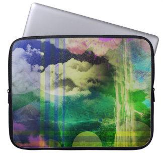 Dream Clouds Laptop Sleeve