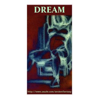 """""""DREAM"""" Custom Fine Art Photocard Photo Card"""