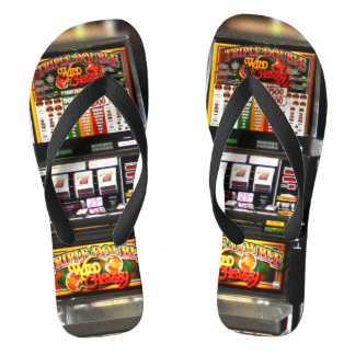 Dream Machines - Lucky Slot Machines Jandals