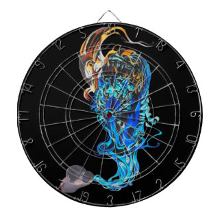 dream tiger dartboard
