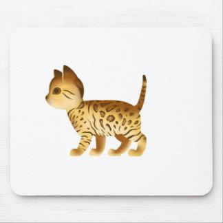 DreamAfrica: Cute Kitten Mouse Pad