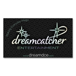 Dreamcatcher Entertainment Magnetic Card Magnetic Business Cards