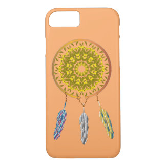 Dreamcatcher with Three Feathers iPhone 8/7 Case