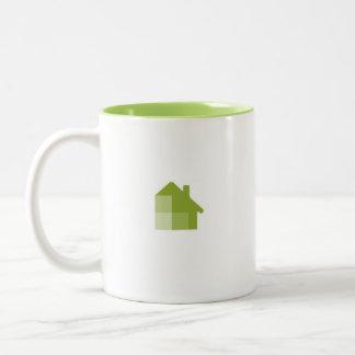 Dreamhouse Designers Two-Tone Coffee Mug