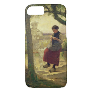 Dreaming of her Love, 1901 iPhone 7 Case