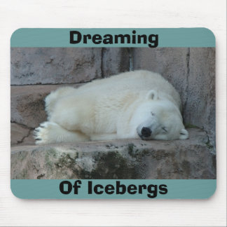 Dreaming of Icebergs, Mouse Pad