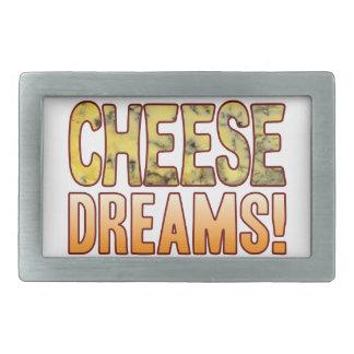 Dreams Blue Cheese Belt Buckle